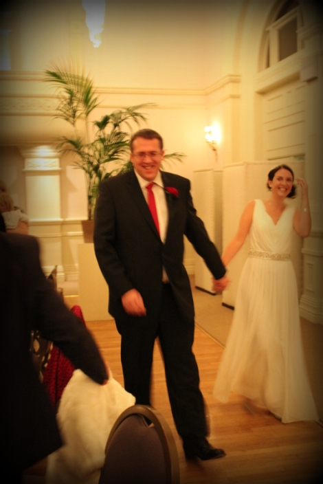 Claire and RIchard's Wedding