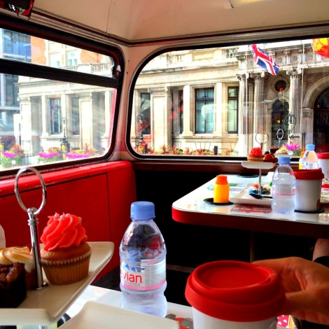 BB's Afternoon Tea Bus Tour