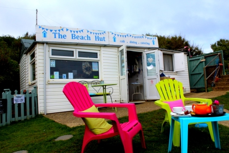 The Beach Hut Cafe Bembridge