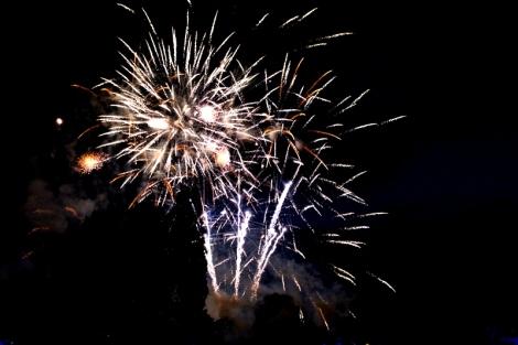 Henley Festival Fireworks