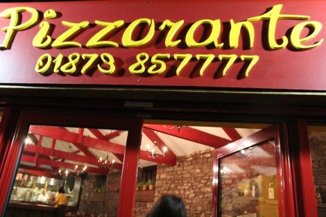 Pizzorante Restaurant