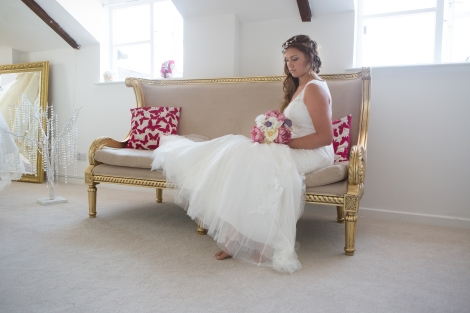 Butterfly Bridal Boutique Showroom