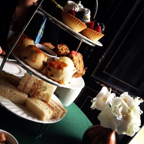 Blenheim Palace Afternoon Tea