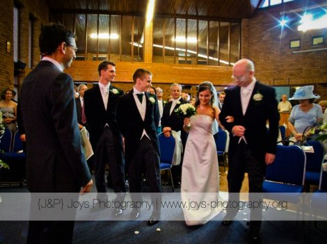 Esther and Simeon's Wedding