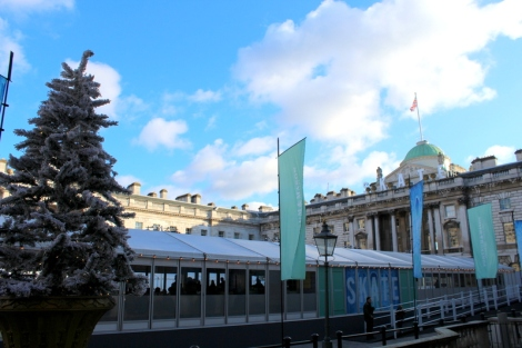 Christmas at Somerset House