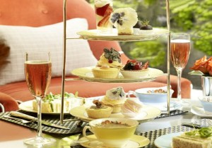 Evergreen Afternoon Tea at The Athenaeum