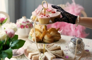 Bake A Boo Afternoon Tea