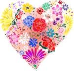 Boho Chic Heart