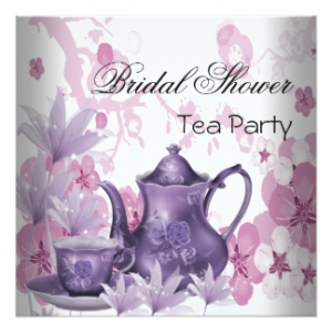 bridal afternoon teas