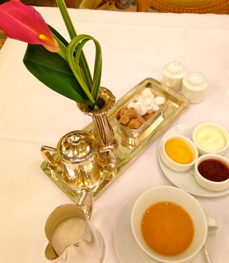 Afternoon Tea at The Plaza