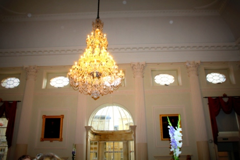 The Pump Rooms
