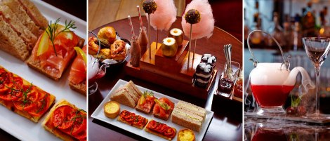 One Aldwych Afternoon Tea