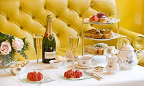 Bollinger Afternoon Tea
